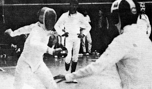 1973/1976: Stateless Fencer